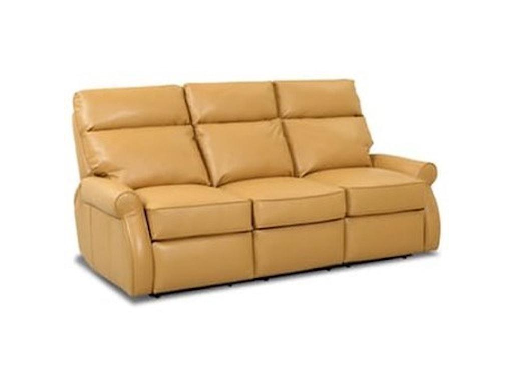 Comfort Design Leslie II CDCasual Reclining Sofa
