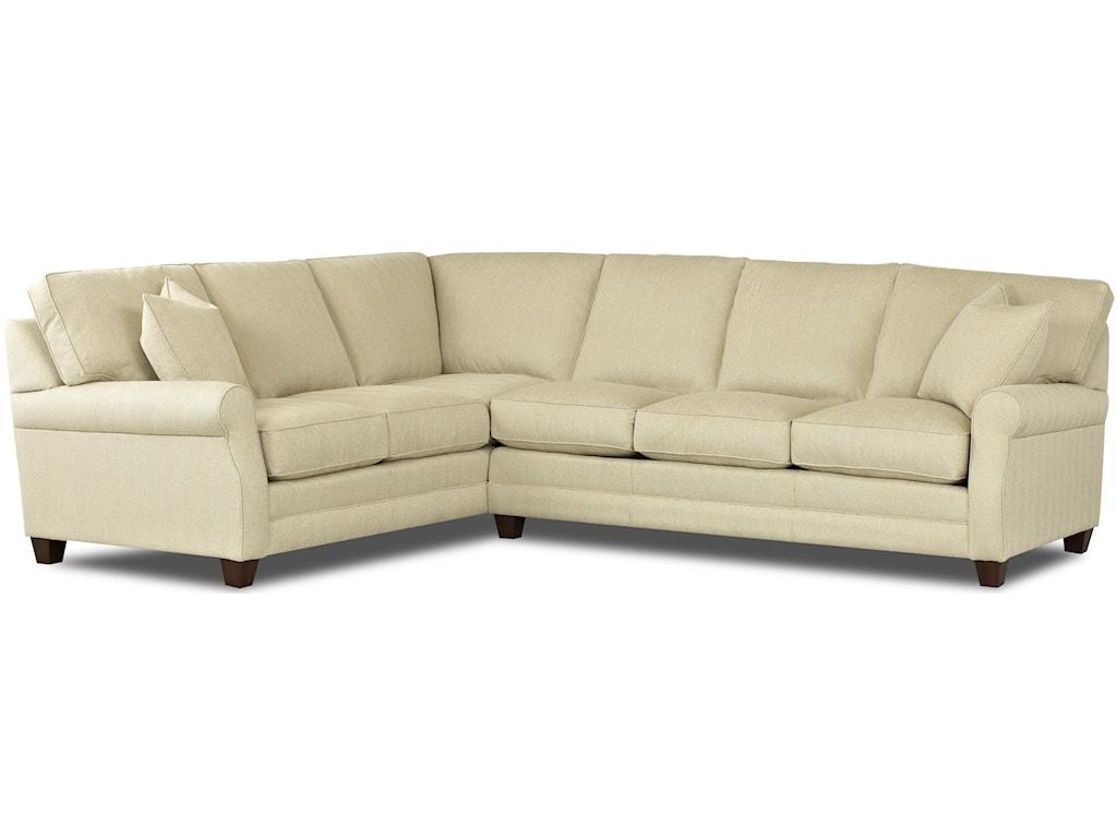 Comfort Design LoftSectional Sofa Group