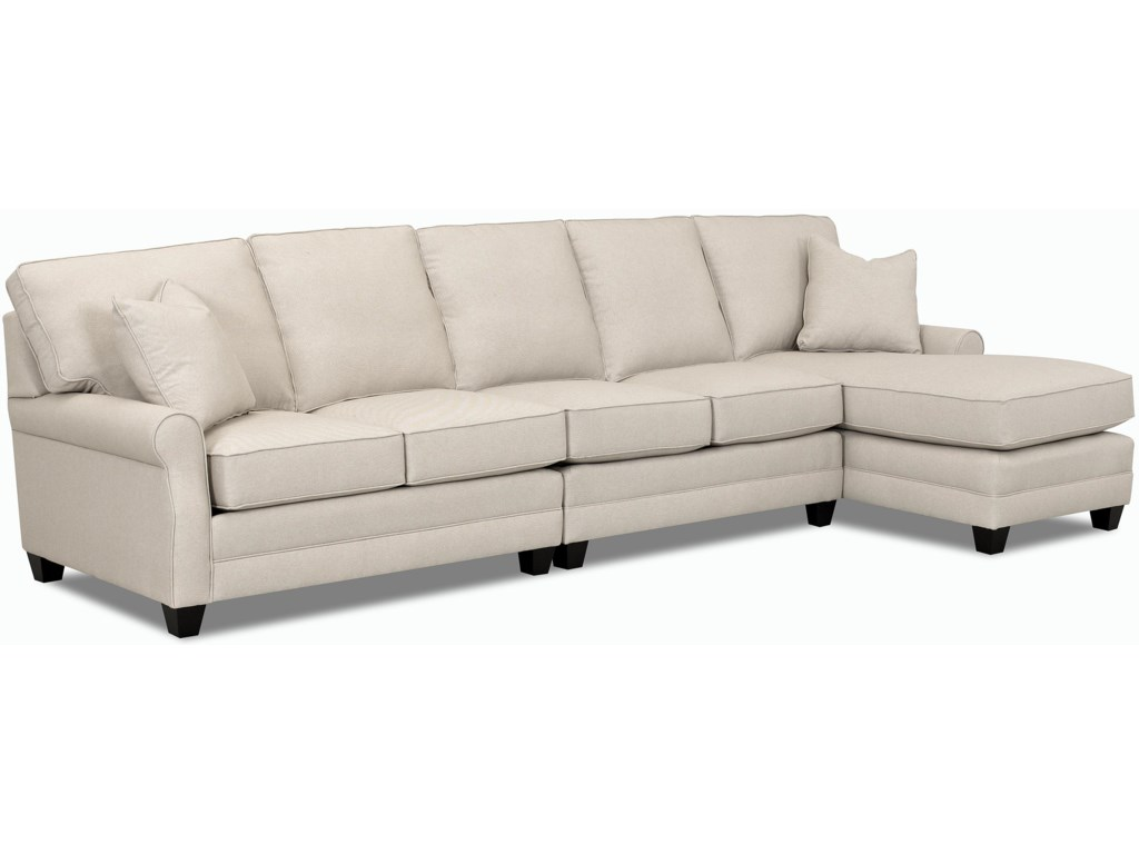 Comfort Design LoftSectional Sofa Group