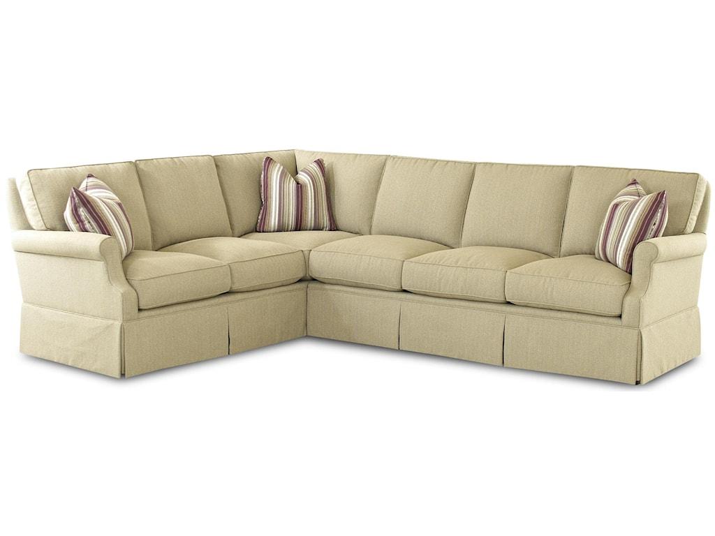 Comfort Design Madame ChairmanSectional Sofa