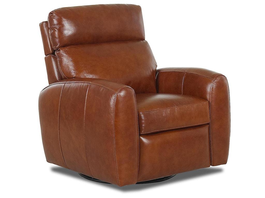 . Comfort Design Reclining Chairs Contemporary Swivel High Leg