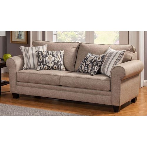 Comfort Industries Craig Casual Sofa