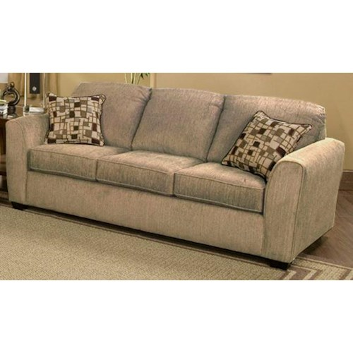 Comfort Industries Edge Casual Sofa