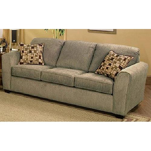 Comfort Industries Edge Casual Sofa