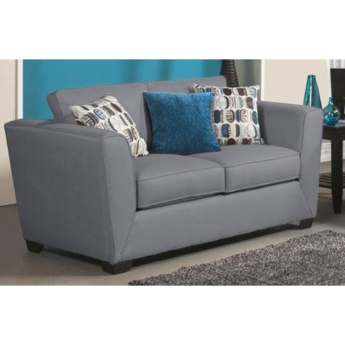 Comfort Industries Energy P Casual Loveseat