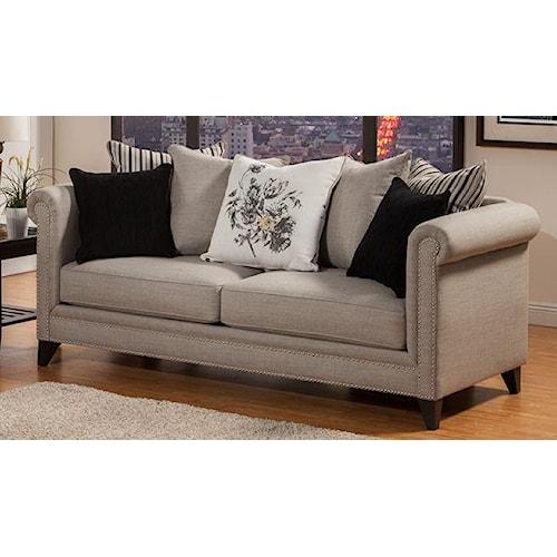 Comfort Industries Florentine Sofa