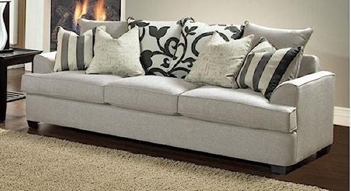 Comfort Industries Haywood Casual Sofa