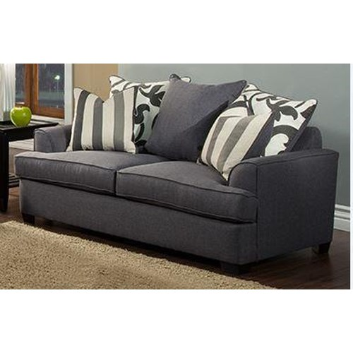Comfort Industries Haywood Casual Loveseat
