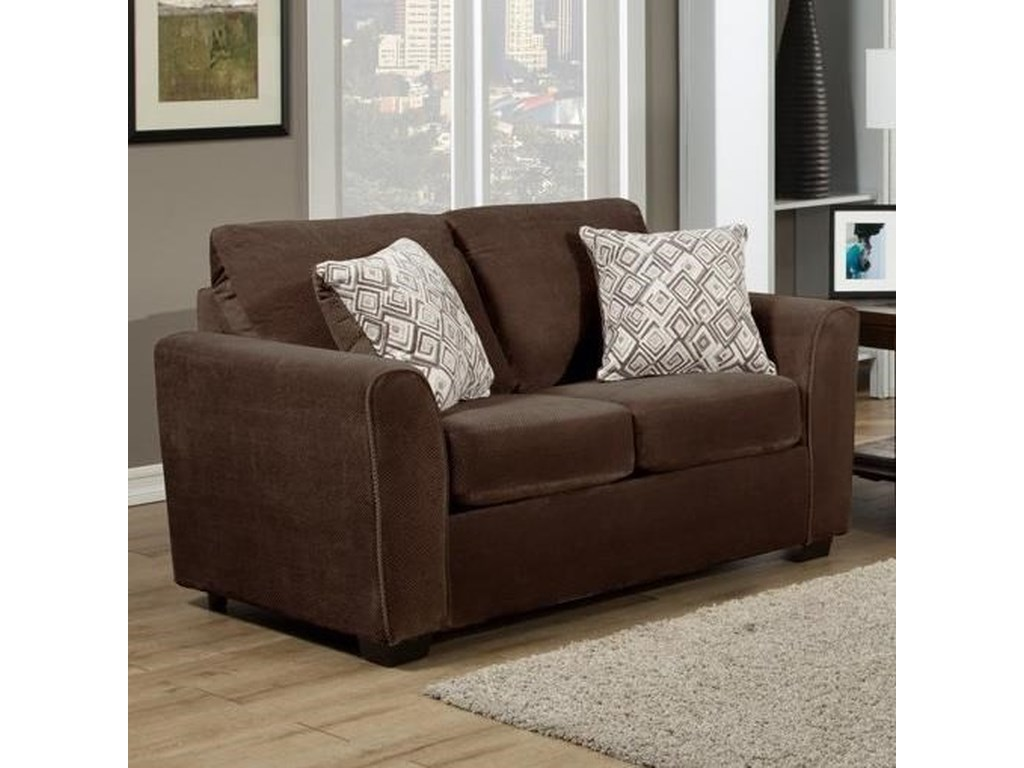 Comfort Industries LibertyStationary Loveseat
