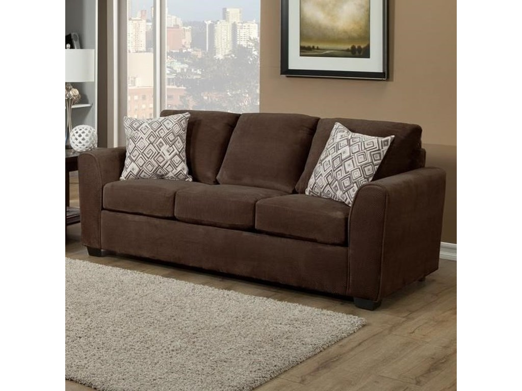 Comfort Industries LibertyStationary Sofa