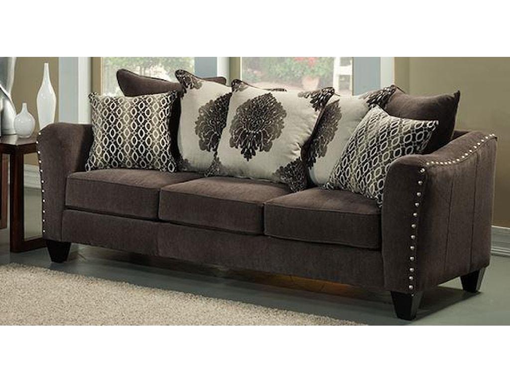 Comfort Industries SonarStationary Sofa