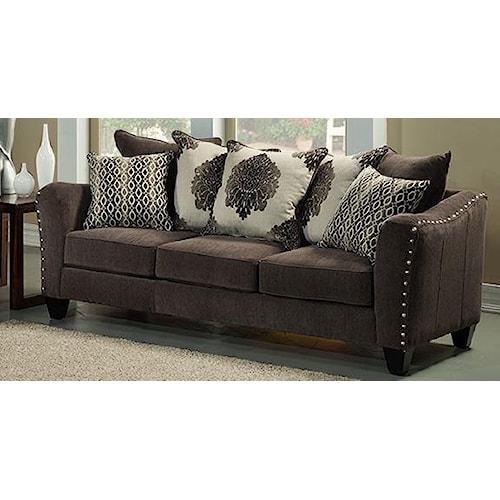 Comfort Industries Sonar Casual Sofa