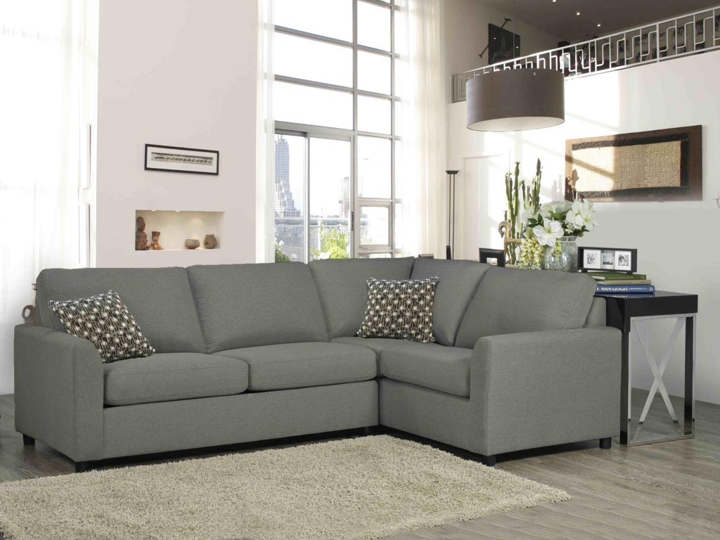 Comfort Style Canada FlairDouble Bed Sectional