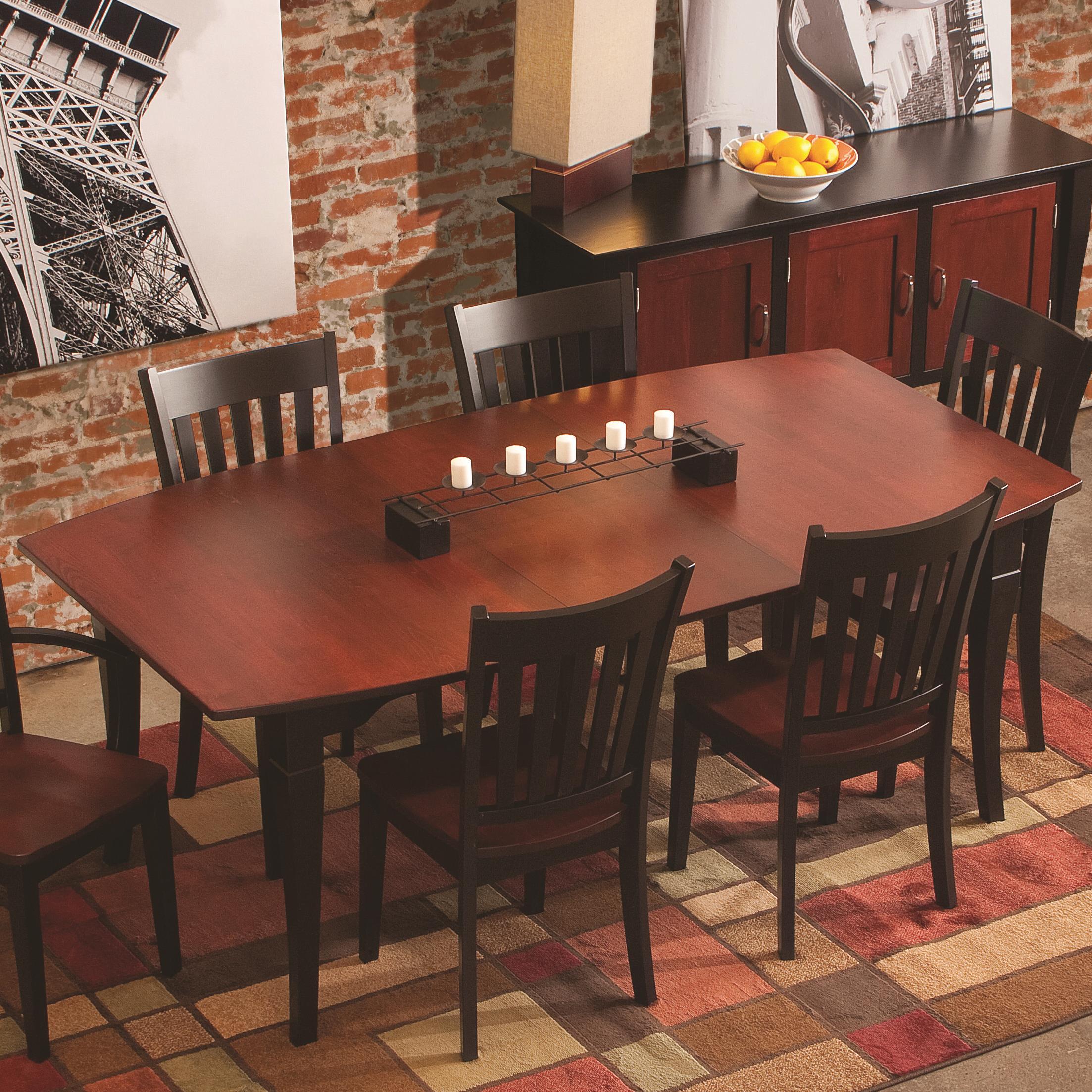 Merveilleux Conrad Grebel Montclair Dining Table ...