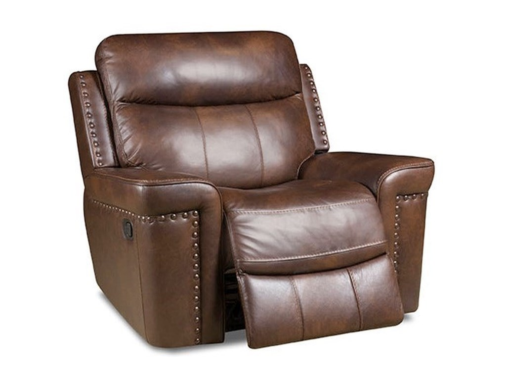 Corinthian 090301Power Recliner w/ Power Headrest