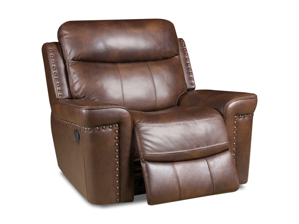 VFM Signature 090301Power Recliner w/ Power Headrest