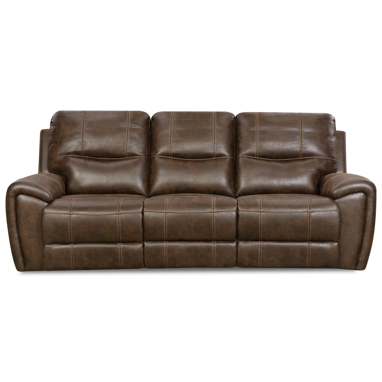 Beau Corinthian 91001Reclining Sofa ...