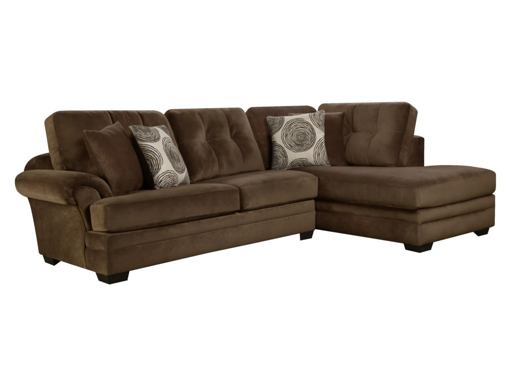 Corinthian 16C0Sectional