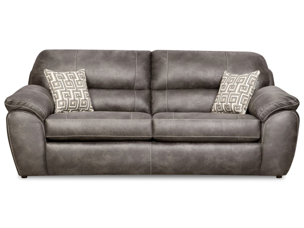Plush Sofa Brand New Grey Plush Corner Sofa With Swivel