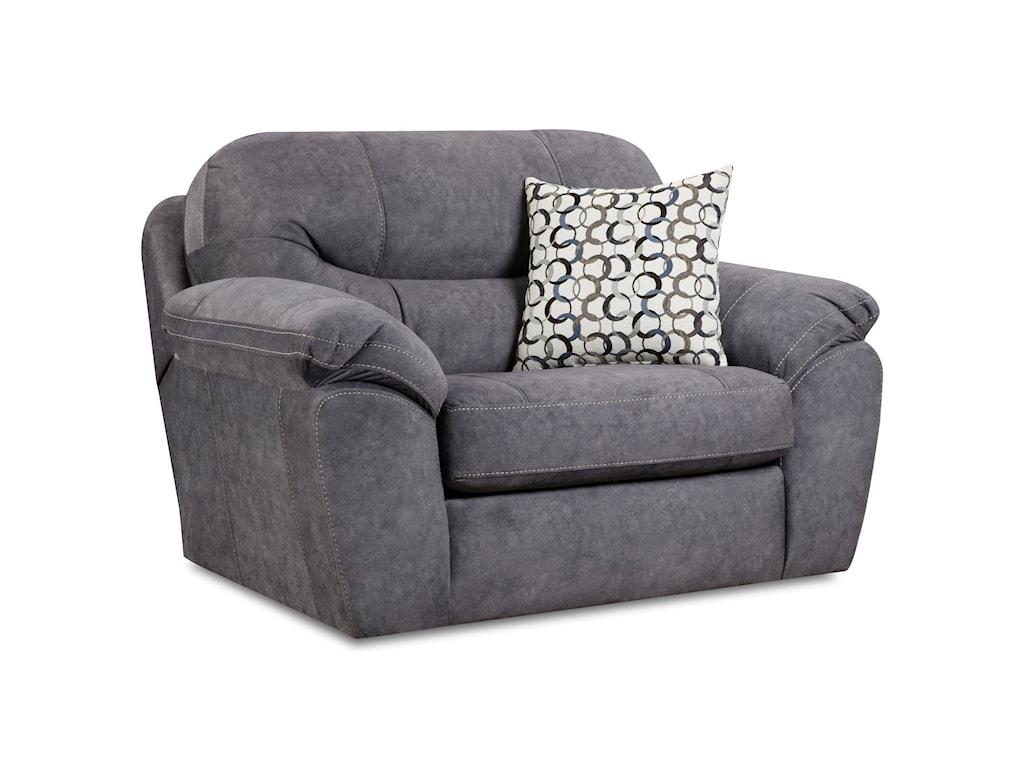 Corinthian 18C0Leather Chair