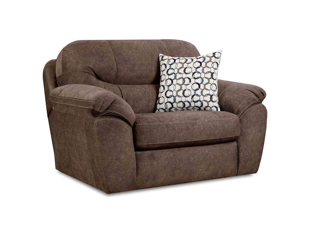 Corinthian 18D0Cocoa Chair