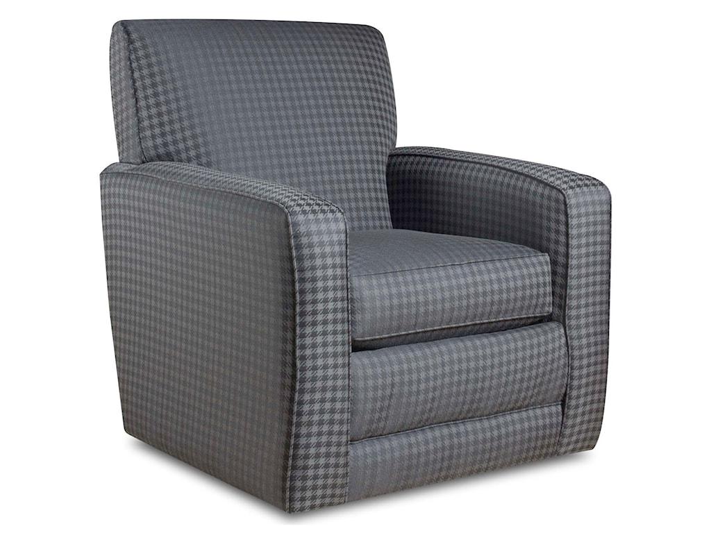 Corinthian 26E0Swivel Accent Chair