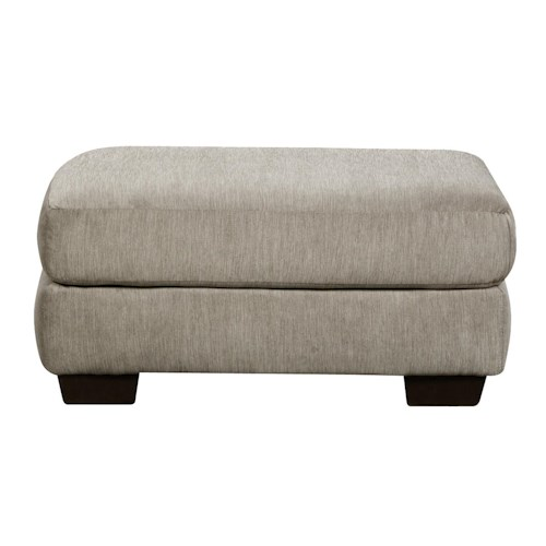 Corinthian 29A0 Ottoman for Use with Chair