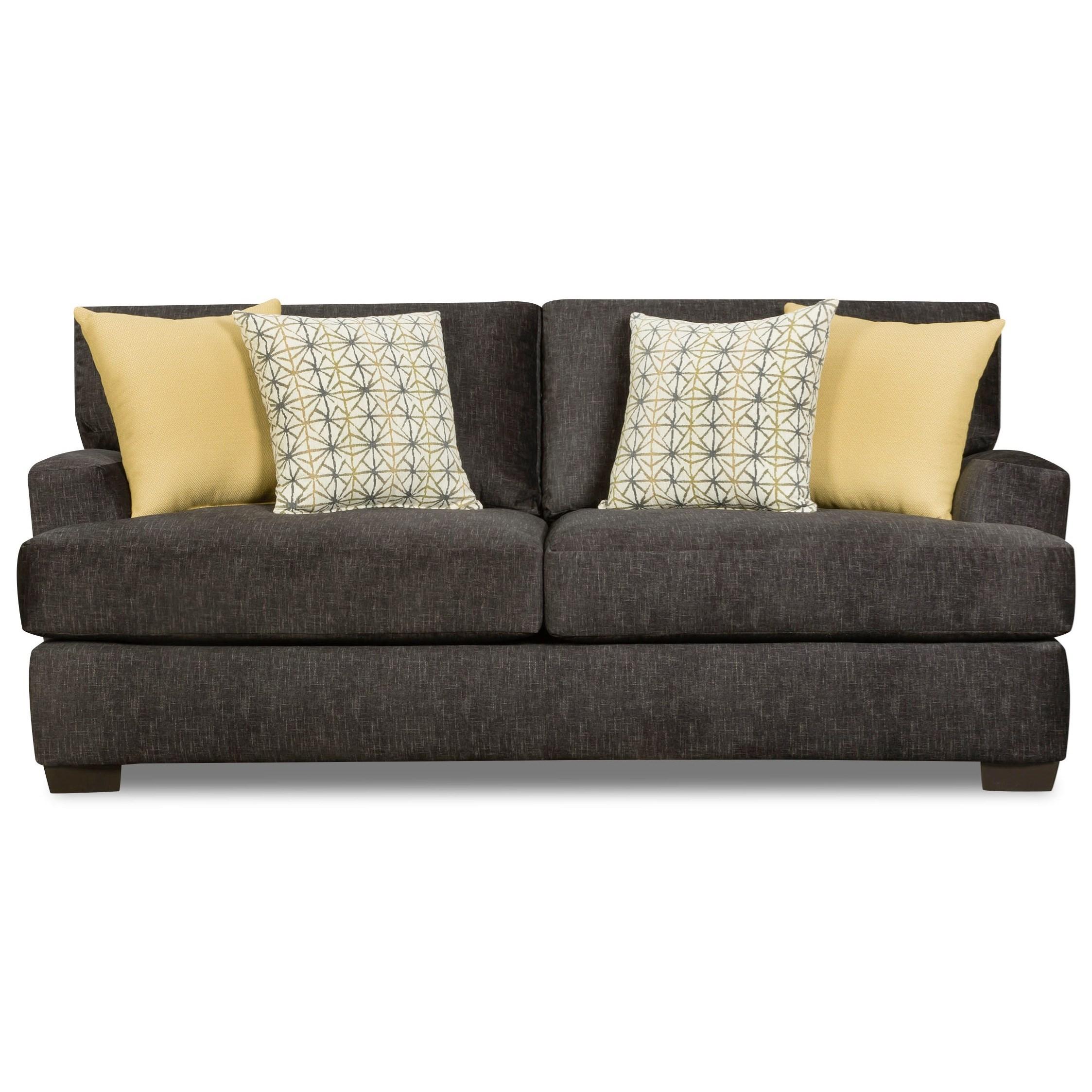 Corinthian 29C0 Sofa With Two Seat Cushions