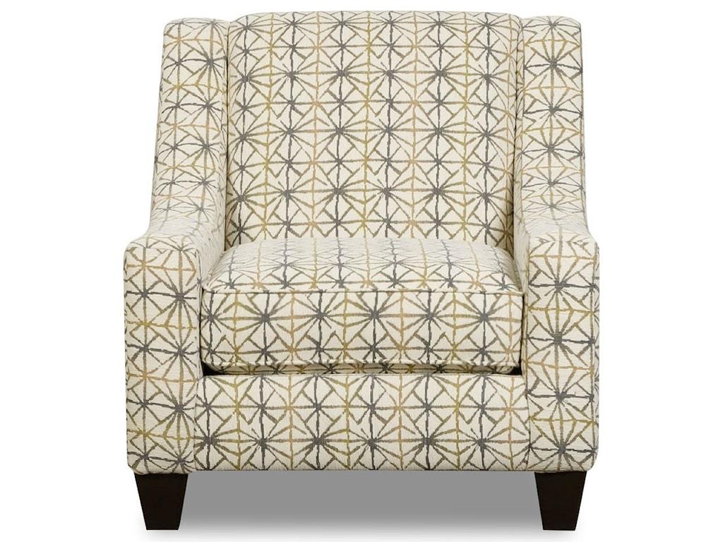 Corinthian 29C0Accent Chair