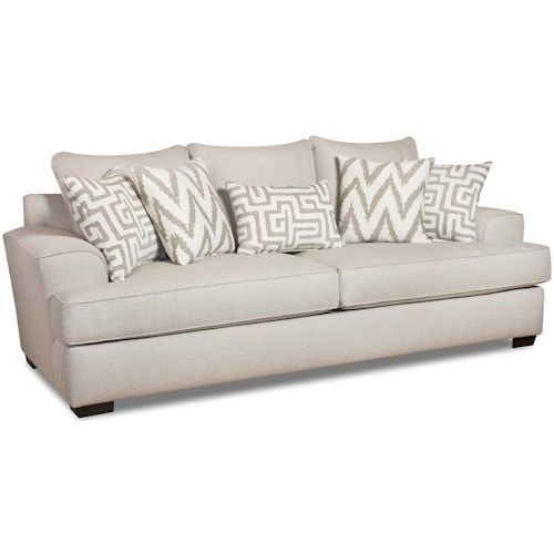 Corinthian 32B0 Sofa