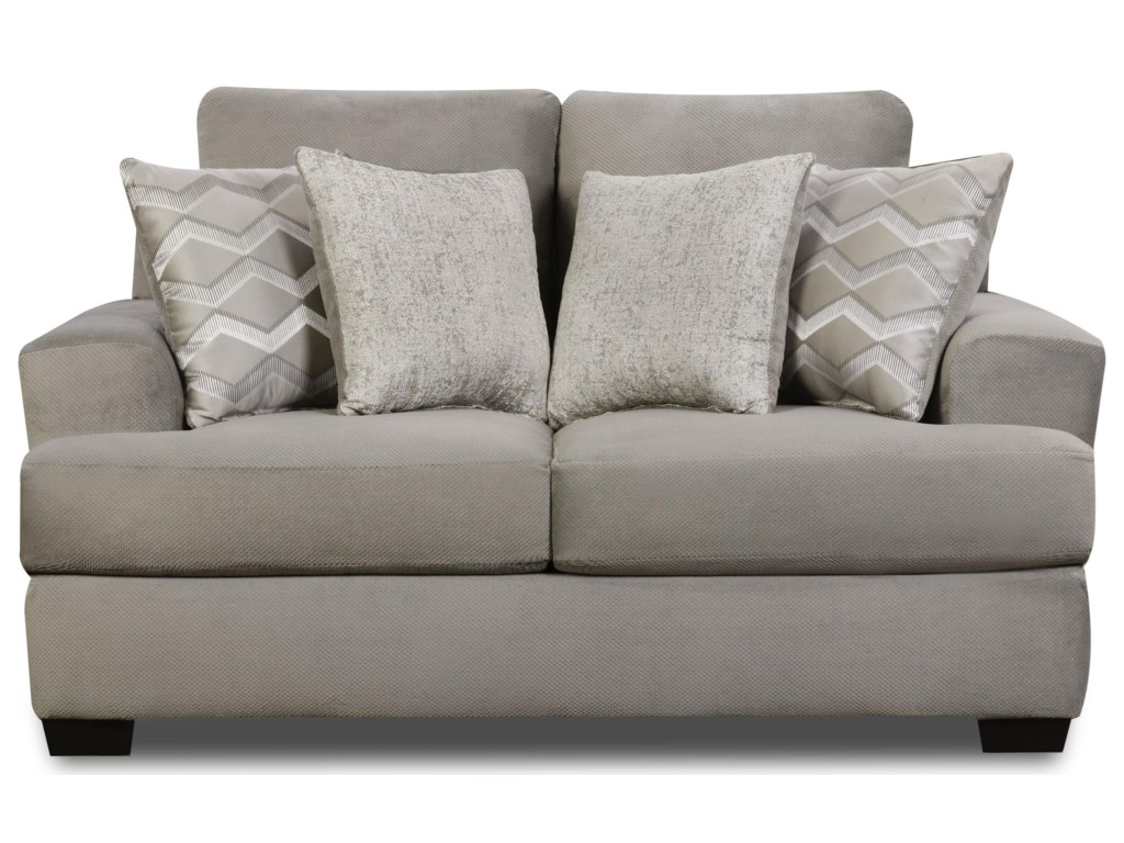 Corinthian 35CUpholstered Love seat