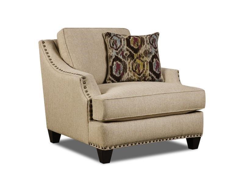 Corinthian JuteJute Chair