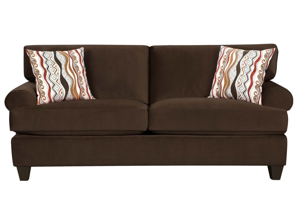 Corinthian 47A0 Sleeper Sofa