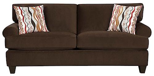 Corinthian 47A0  Casual and Contemporary Living Room Sofa