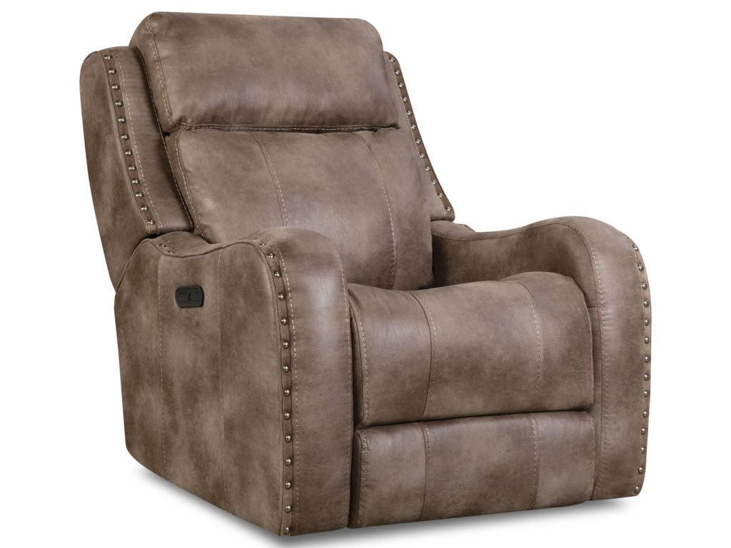70a1c24d427 Corinthian Morning Dove 58707-10 Rocker Recliner