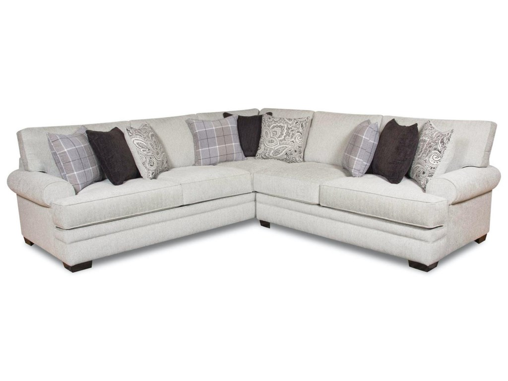 Centurion 59004-Seat Sectional Sofa