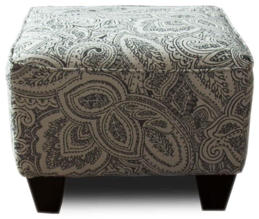 Corinthian GriffinCoronado Accent Chair & Ottoman