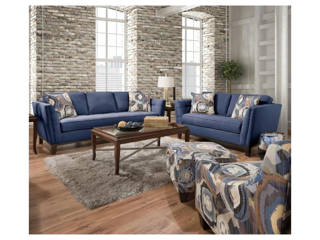 Corinthian 6000 6000 Living Room Group 1 Value City Furniture