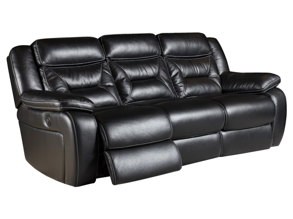 Jamestown Reclining Sofa with 2 Recline Seats by Corinthian at Belfort  Furniture