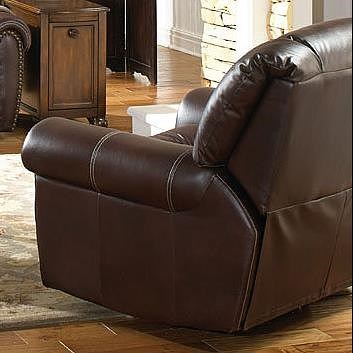 Corinthian 655 Motion Group Rocker Recliner with Traditional Style