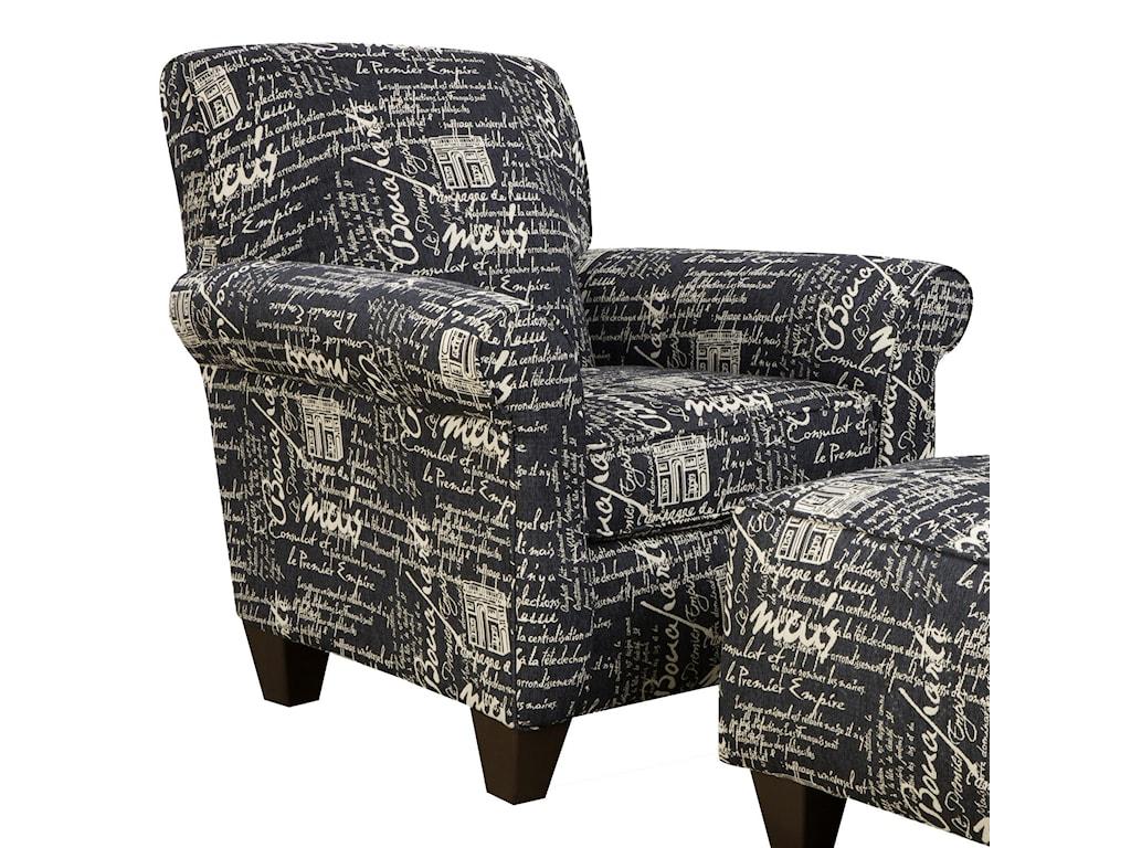Corinthian 6610Accent Chair