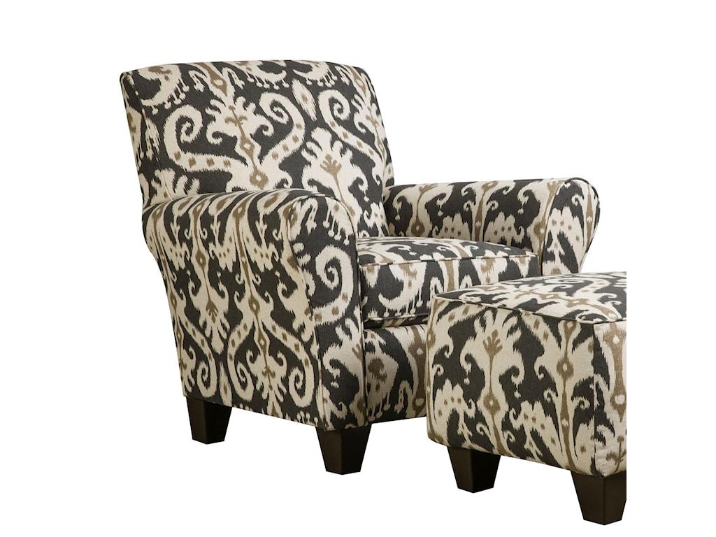 Corinthian 66E0Accent Chair