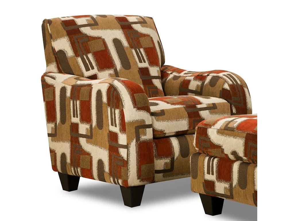 Corinthian 65A0Accent Chair