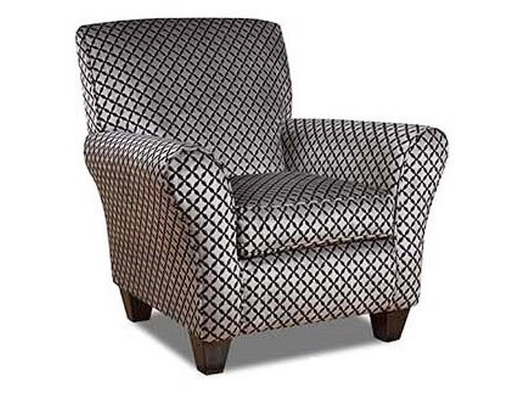 Corinthian 66J0Accent Chair