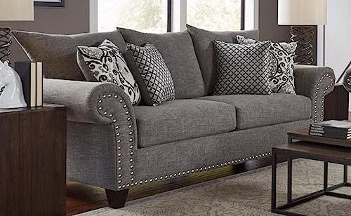 Corinthian 66J Sofa