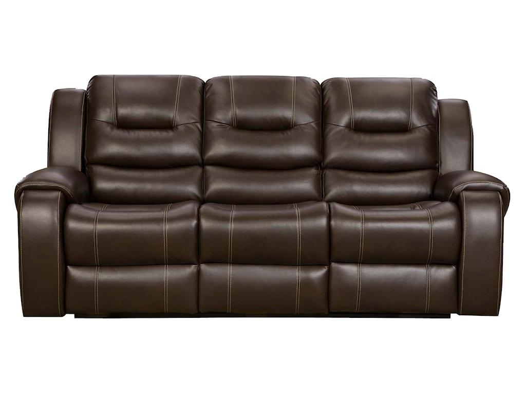 Corinthian MadisonReclining Sofa