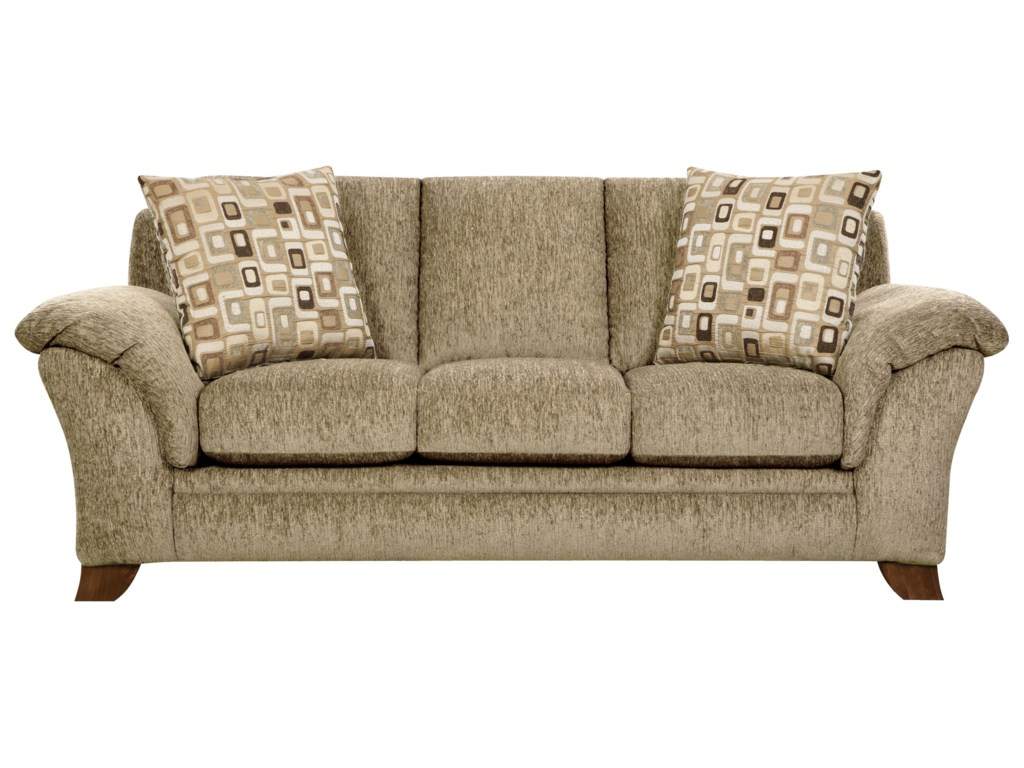 Corinthian 8410Stationary Sofa