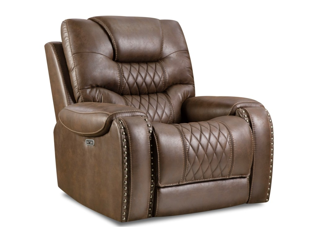 Corinthian 88801Power Headrest Recliner