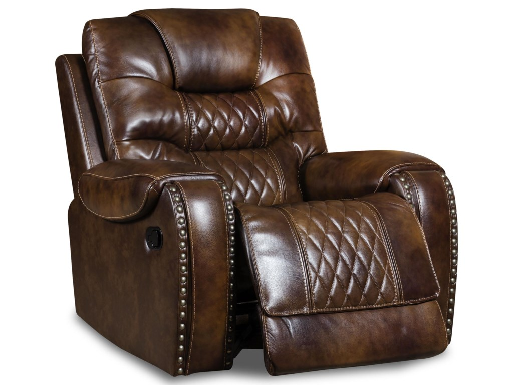 Corinthian 88806 88806 19hr Power Recliner Furniture Fair North