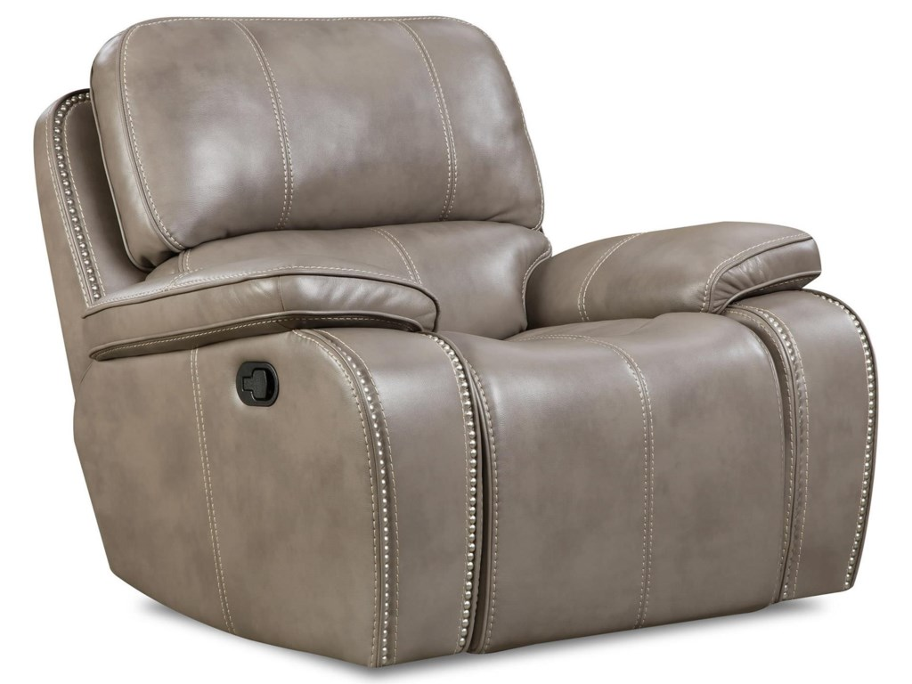 Corinthian Jamestown SmokeGlider Recliner